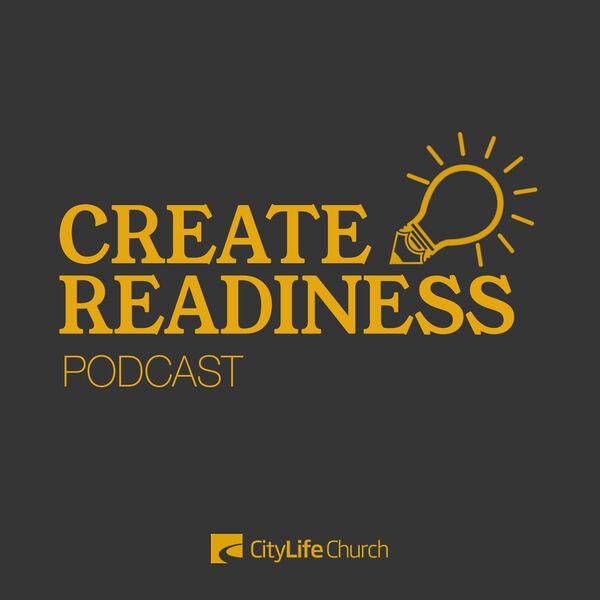 Create Readiness Podcast Artwork Image