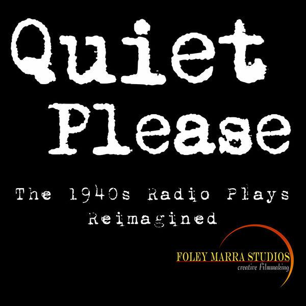 Quiet Please (2020) Podcast Artwork Image
