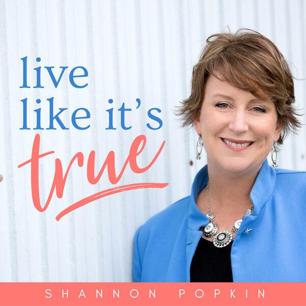 Live Like It's True Podcast Artwork Image