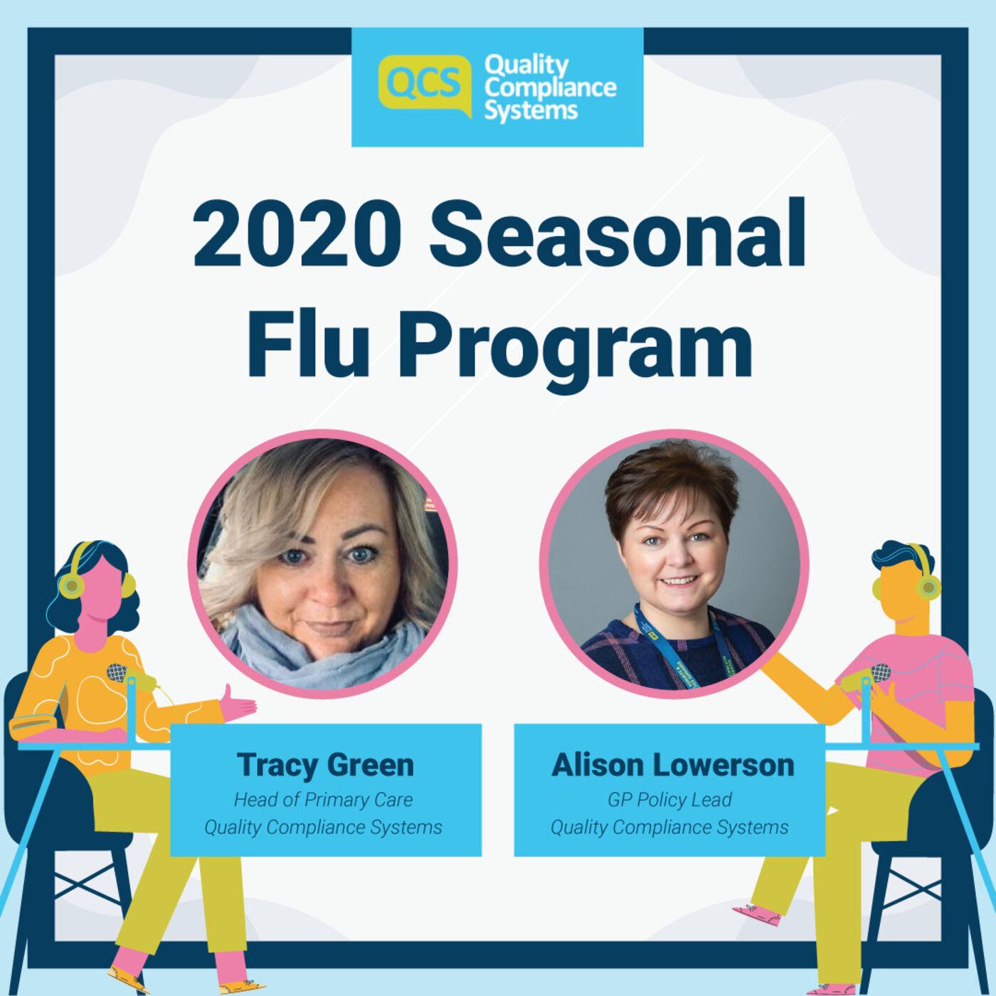 The 2020 Seasonal Flu Programme