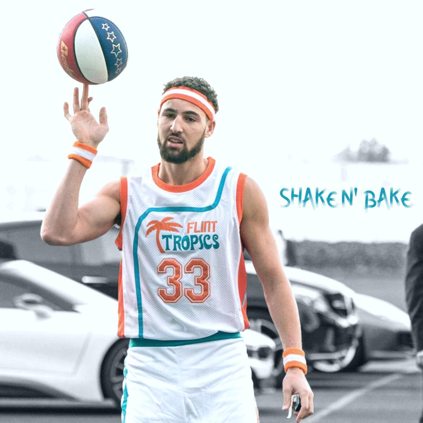 Shake n' Bake: S05E16 - If NBA players were movie/series characters