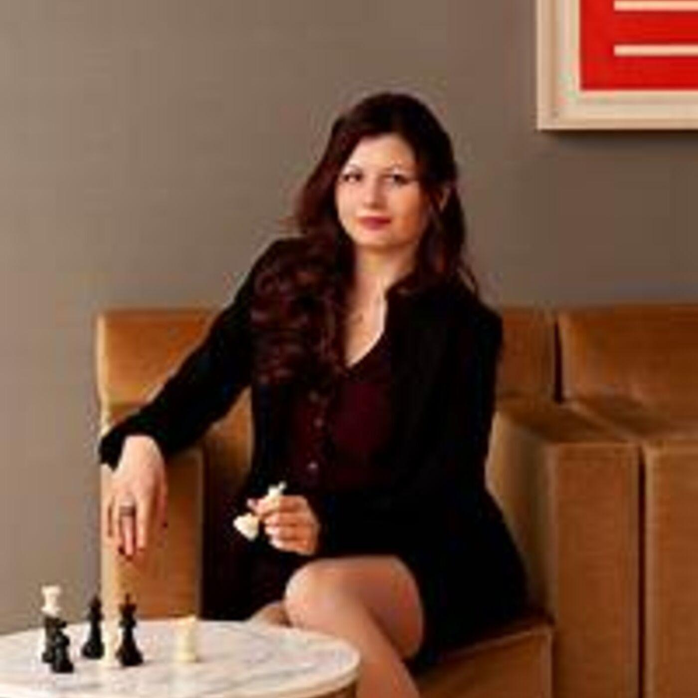 140th Episode with Fide Master Alisa Melekhina, Litigation Associate at Debevoise & Plimpton