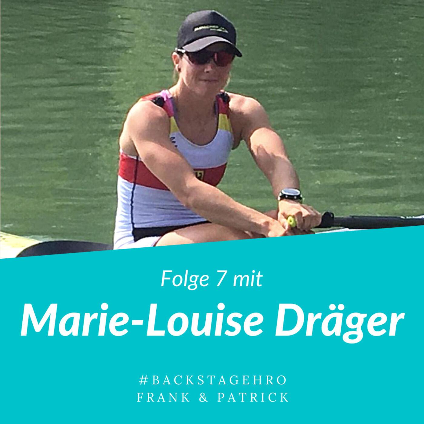 "Folge 7 - Marie-Louise Dräger - ""Never gonna stop"""