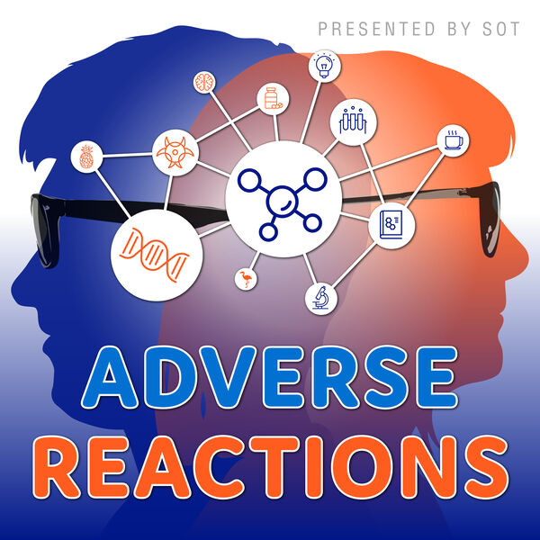Adverse Reactions Podcast Artwork Image