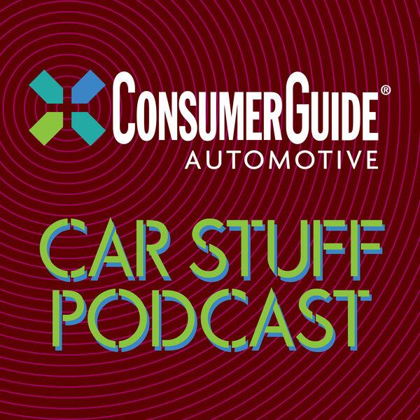 Car Stuff Podcast Podcast Artwork Image