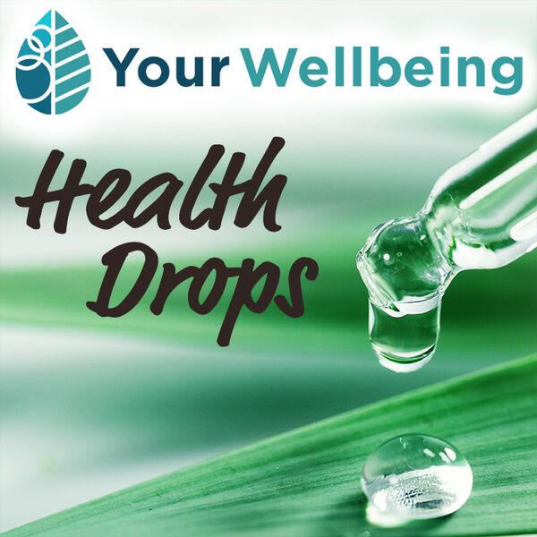 Health Drops Podcast Artwork Image