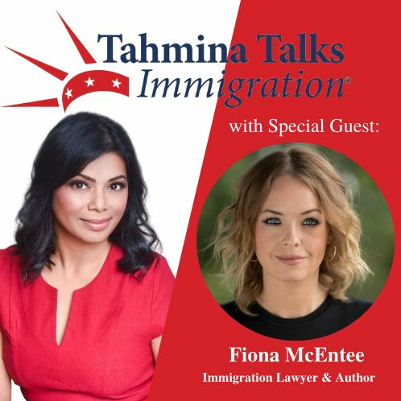 #109 Legal Heroes Series- Fiona McEntee, Immigration Lawyer & Author
