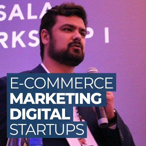E-commerce & Marketing Digital | Felipe Martins Podcast Artwork Image