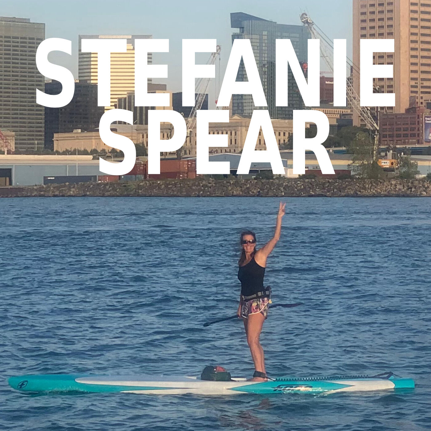 Charge for Change with Stefanie Spear