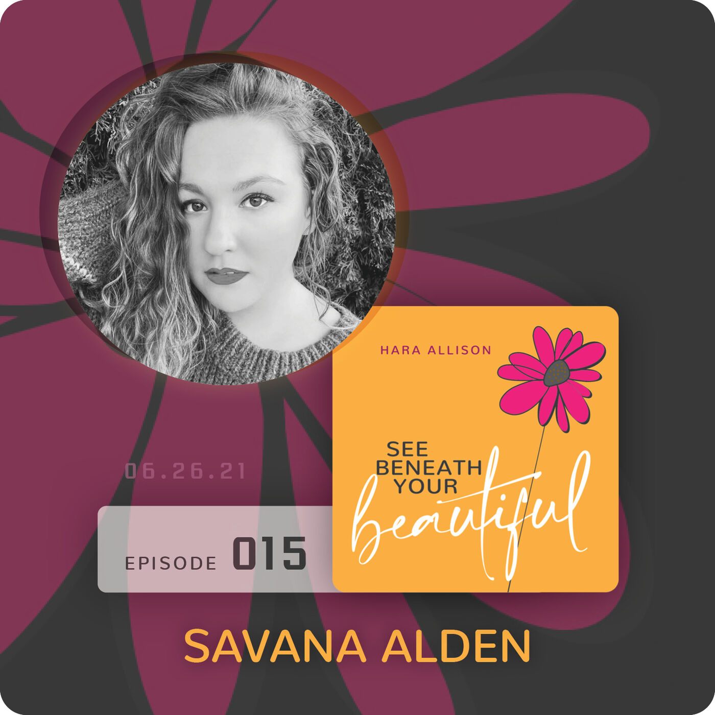015. Savana Alden discusses self love, anxiety, anger, becoming the bush, getting nauseous at the smell of cinnamon because of Fireball, being Mrs. Claus and not an elf, spitting facts, having a John Mulaney moment and having a psycho mom