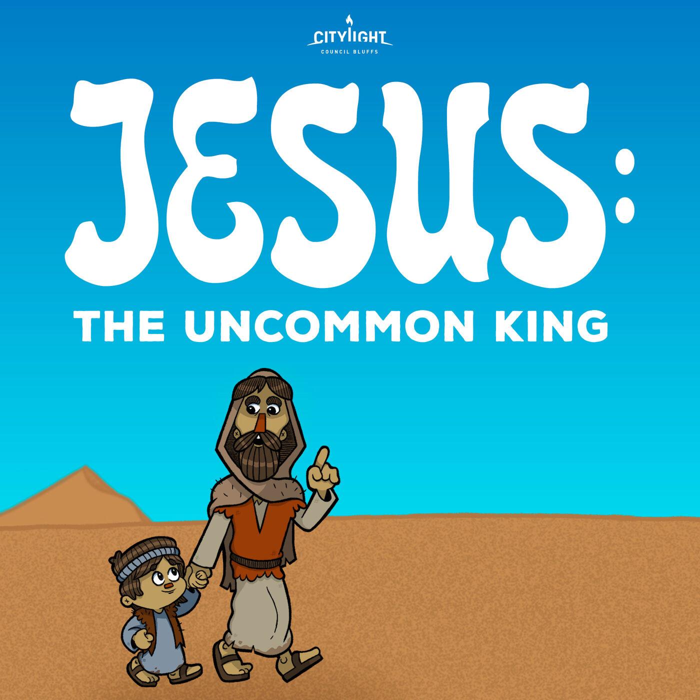 Matthew: Jesus, The Serving King