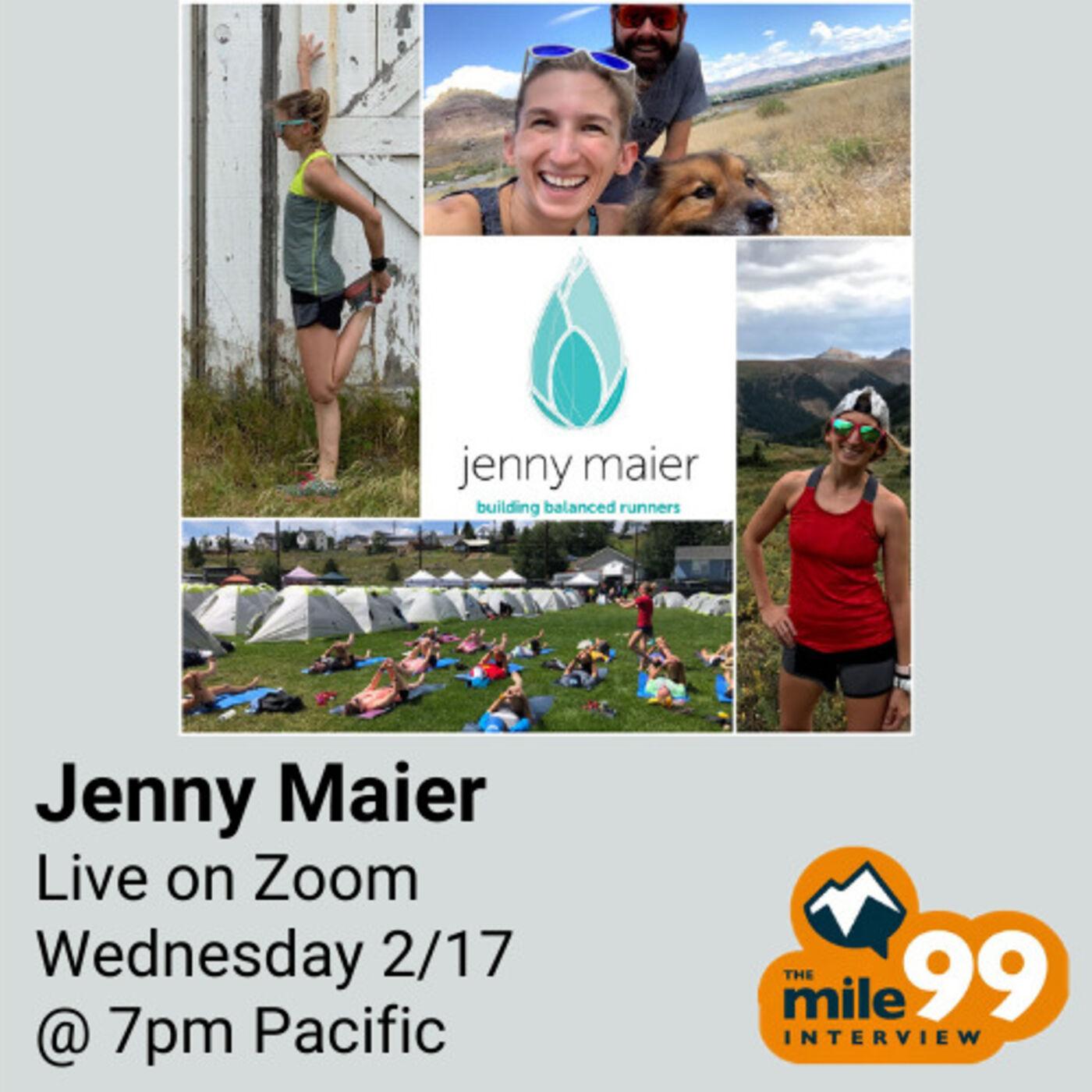 Episode 28 - Jenny Maier
