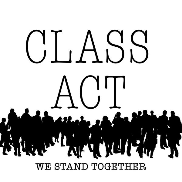 Class Act Podcast Artwork Image