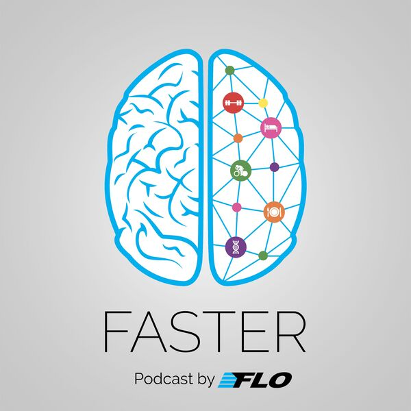 Faster - Podcast by FLO Podcast Artwork Image