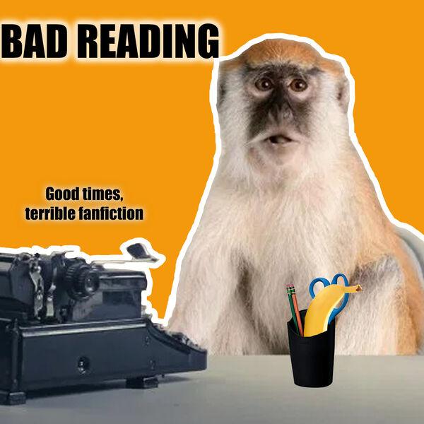 Bad Reading Podcast Artwork Image