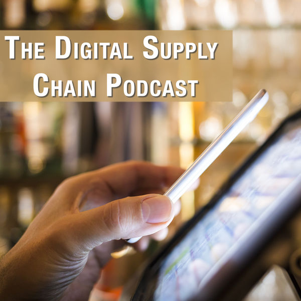 The Digital Supply Chain podcast Podcast Artwork Image