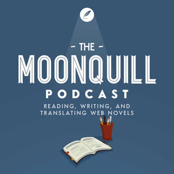 MoonQuill Podcast Artwork Image