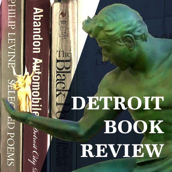 Detroit Book Review Podcast Artwork Image