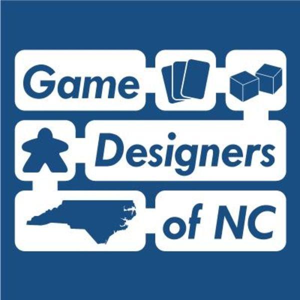 Game Designers of North Carolina Podcast Podcast Artwork Image
