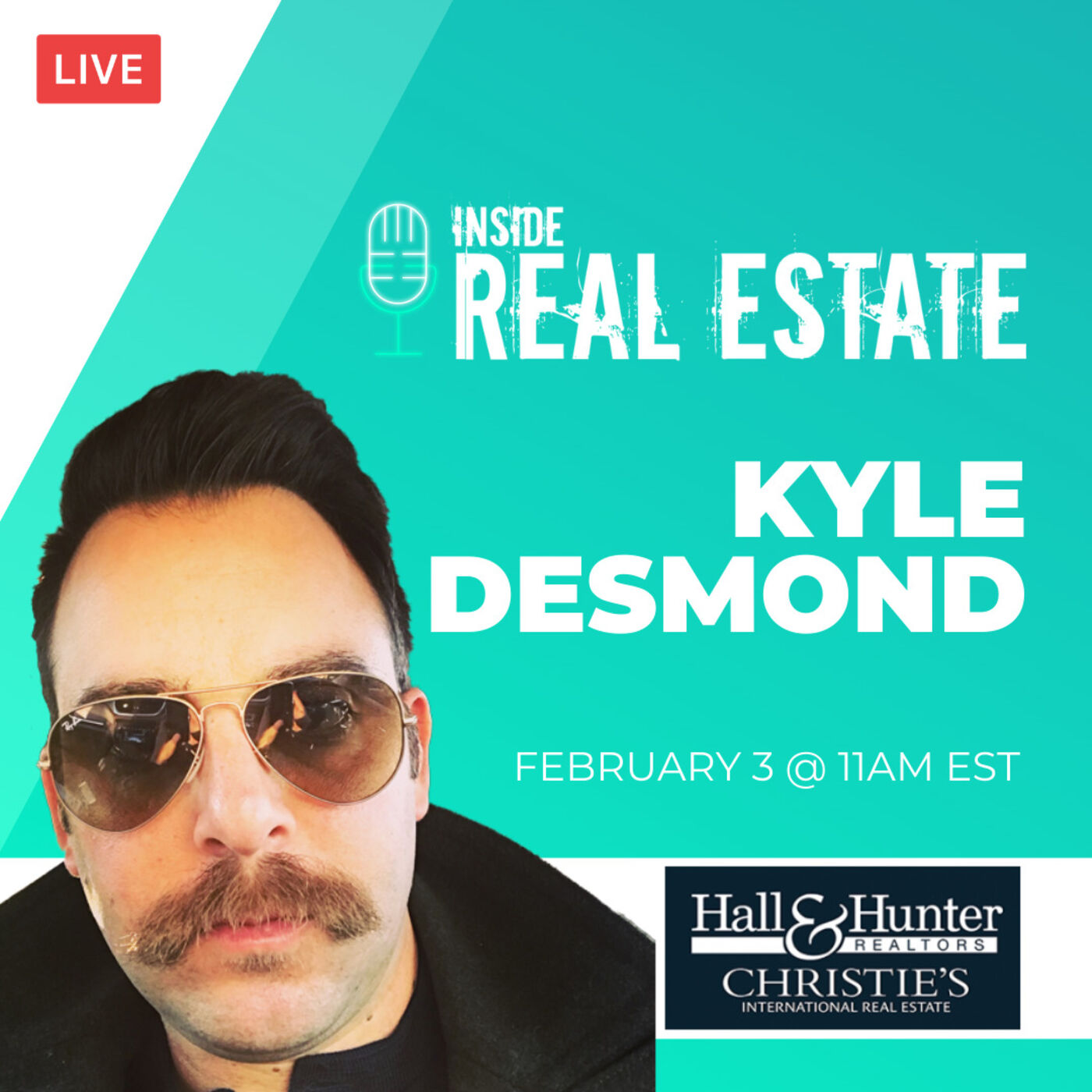 Kyle Desmond, Hall and Hunter Realtors - Home Prices Gain, Job Reports, and Evictions