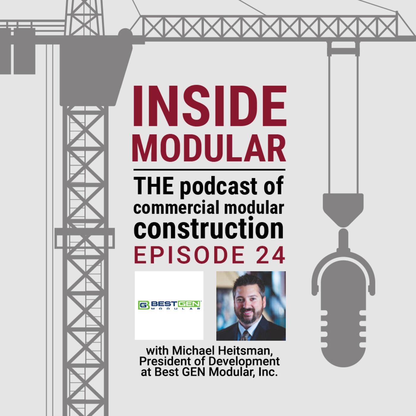 Building During a Labor Shortage: A Modular Case Study w/ Best GEN Modular