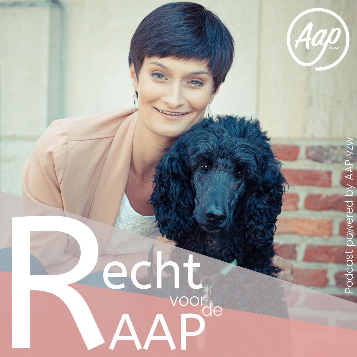 Recht voor de rAAP logo