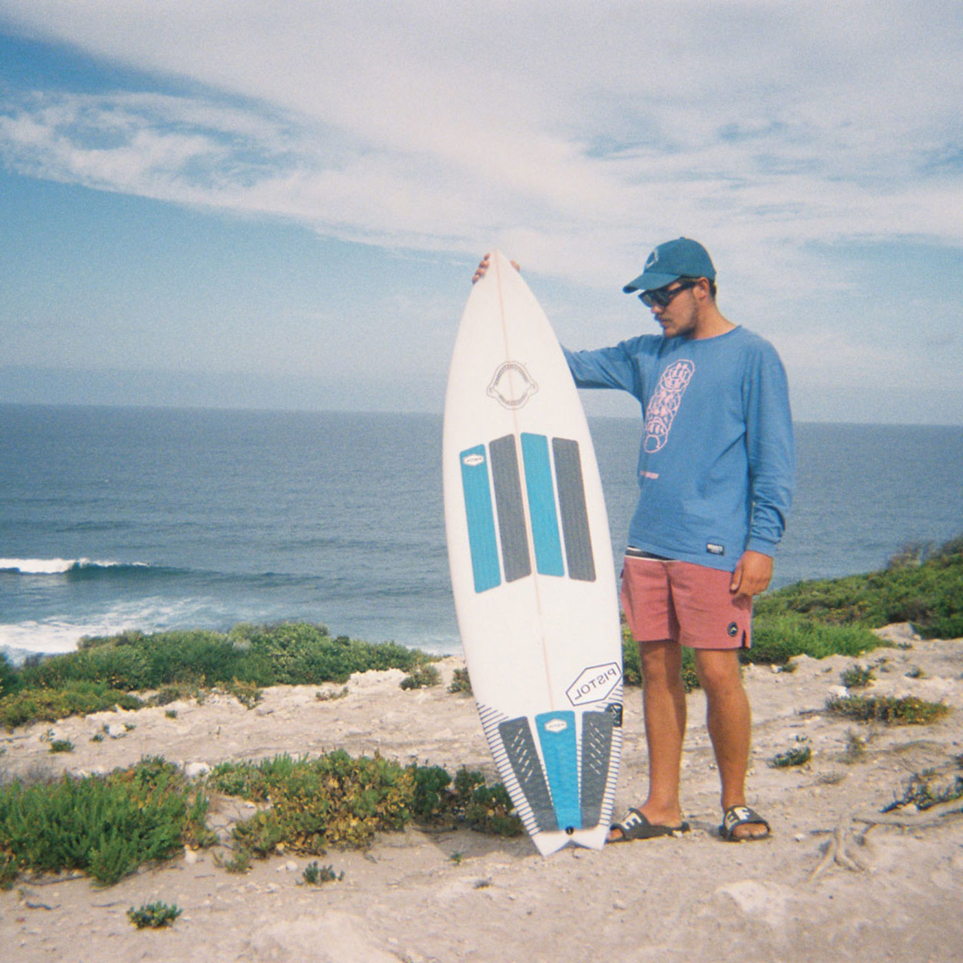 Nick Muntz - WA young gun from Pistol Surf