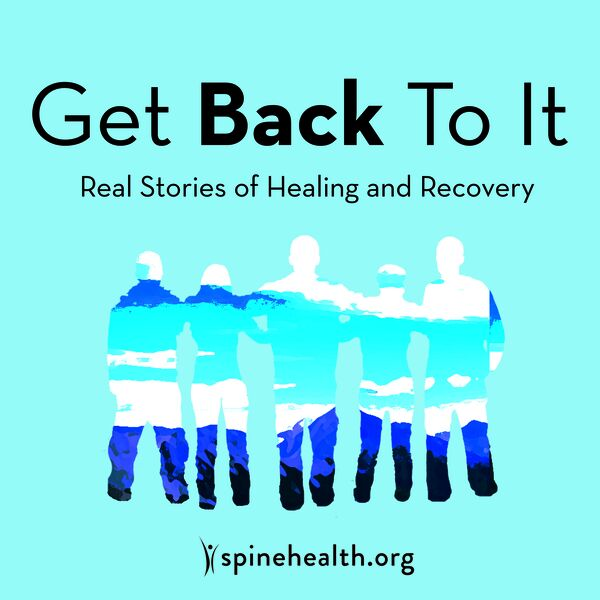 Get Back To It Podcast Artwork Image