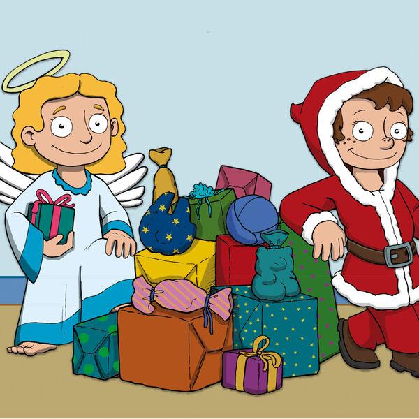 Charlie, das Weihnachtsmädchen - der Hörspiel-Adventskalender Podcast Artwork Image
