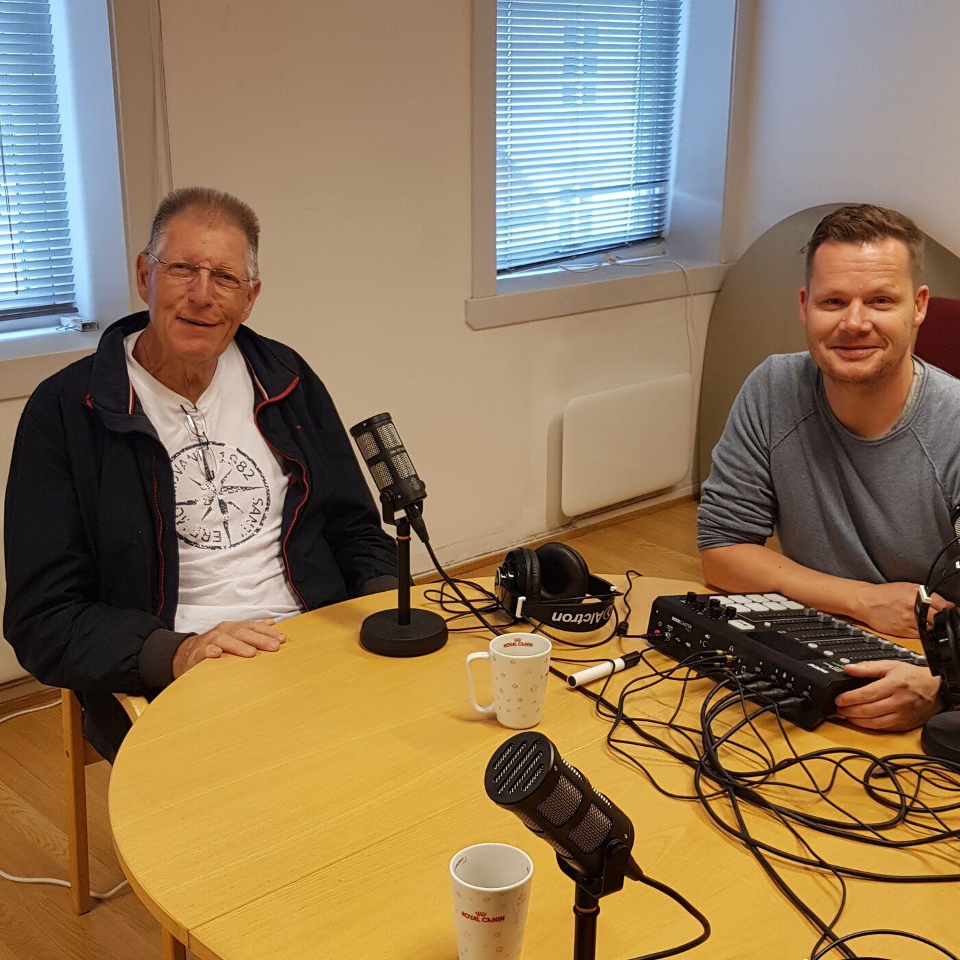 Episode 5: Flersenterkommunen og krig med Jarlsberg Avis - gjest: Claes Giljam