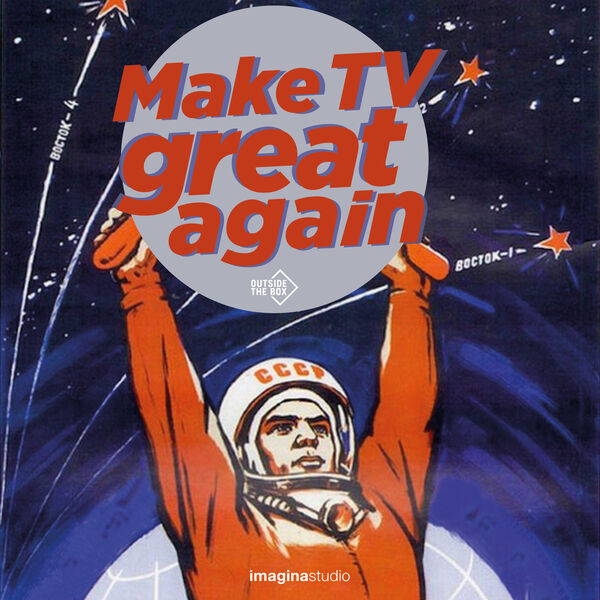 Make TV Great Again Podcast Artwork Image