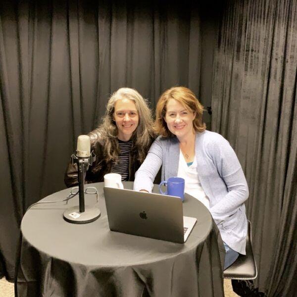 The Lisa & Cheree Podcast Podcast Artwork Image
