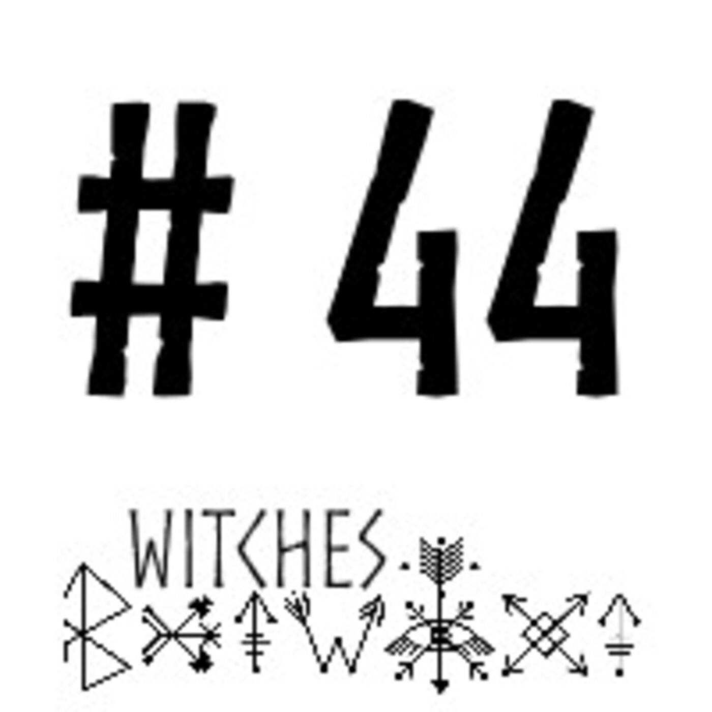 WBTEXT EP #44 - Witchcraft in Pop Culture: The Chilling Adventures of Sabrina Seasons 2 & 3