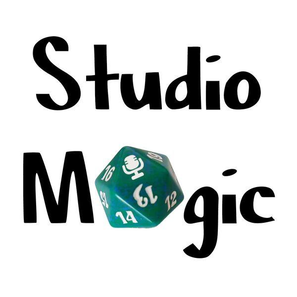 Studio Magic Podcast Artwork Image