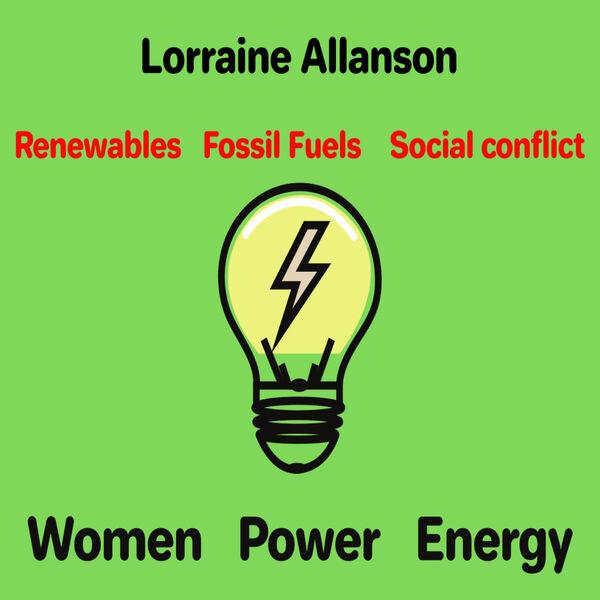 Lorraine Allanson, Energy Matters Podcast Podcast Artwork Image