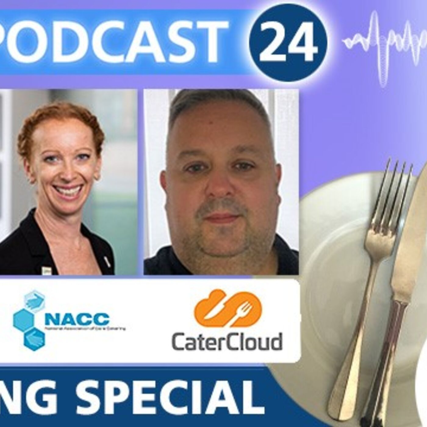 Catering Challenges in Care Homes - a special podcast from Care Home Management