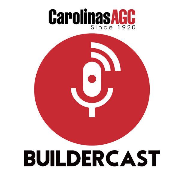Carolinas AGC Buildercast Podcast Artwork Image