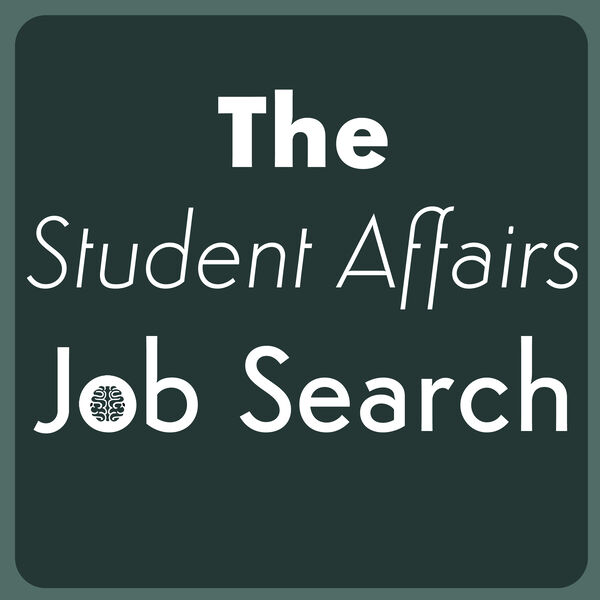 The Student Affairs Job Search Podcast Artwork Image