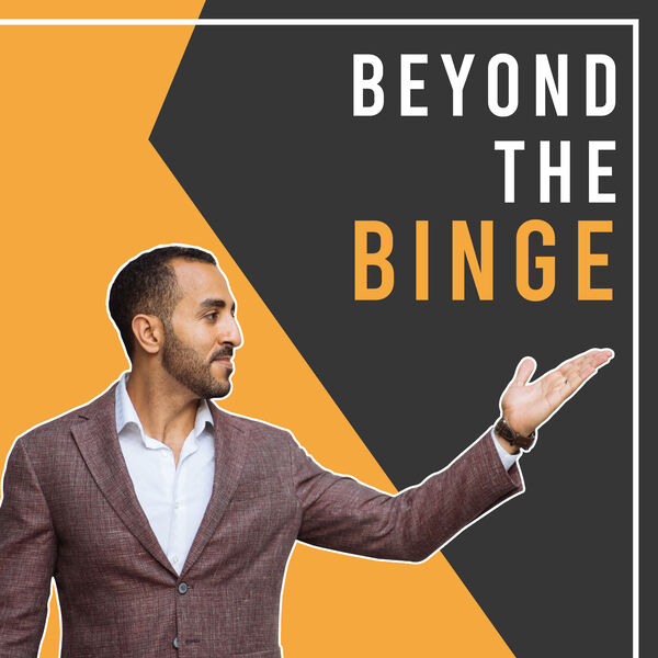 Stories From Beyond The Binge Podcast Artwork Image