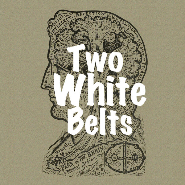 Two White Belts Podcast Artwork Image