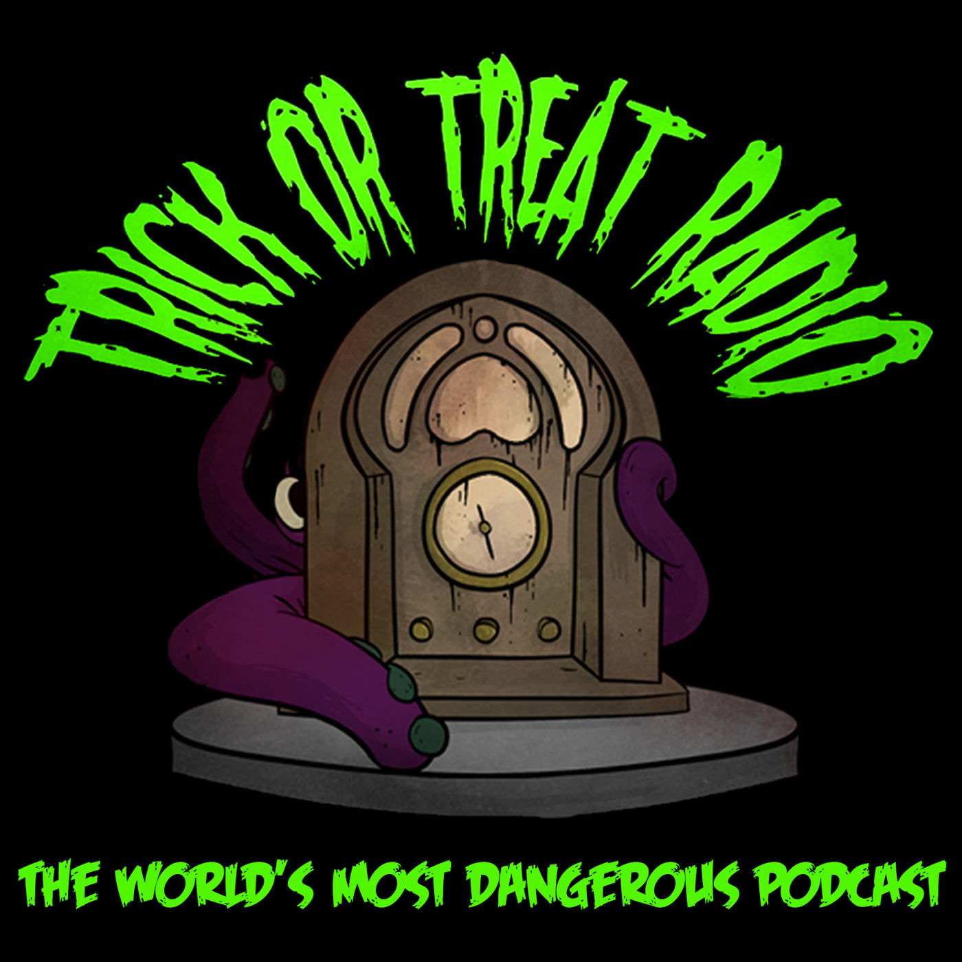 Trick or Treat Radio