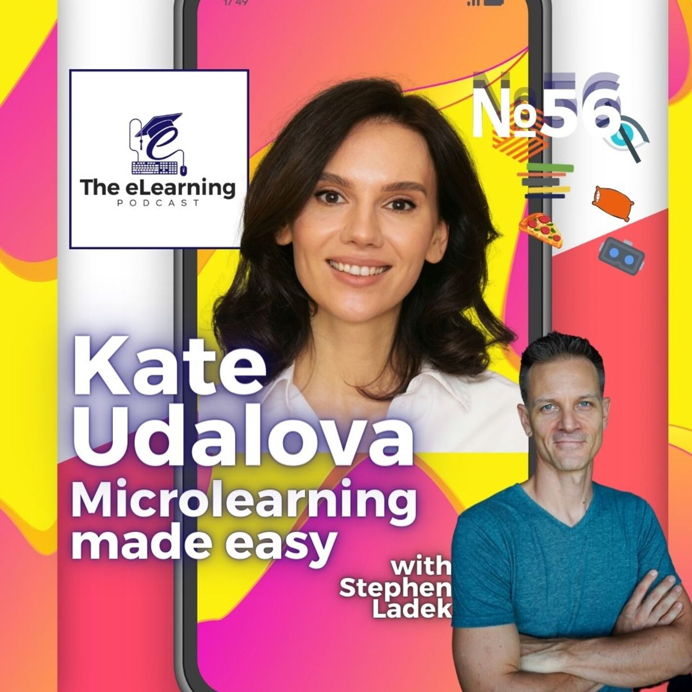 Microlearning made Instant with Kate Udalova, 7taps