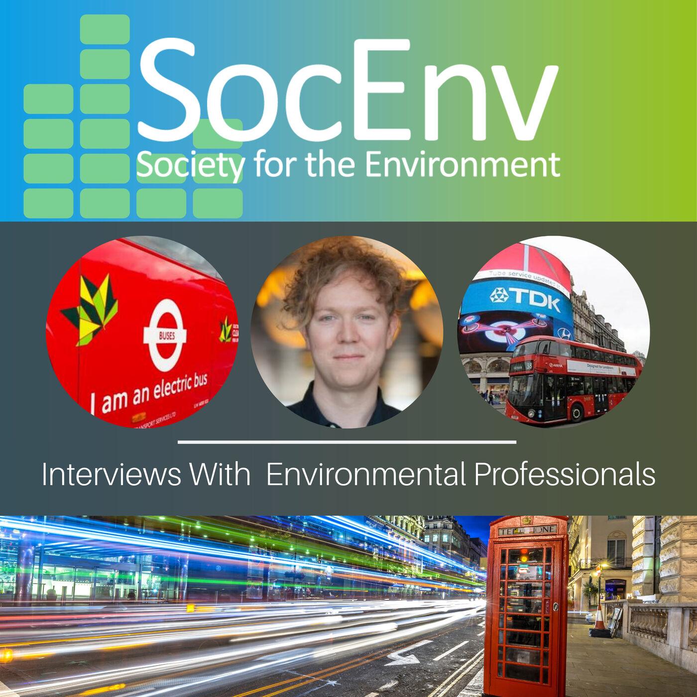 An Interview with Finn Coyle CEng CEnv
