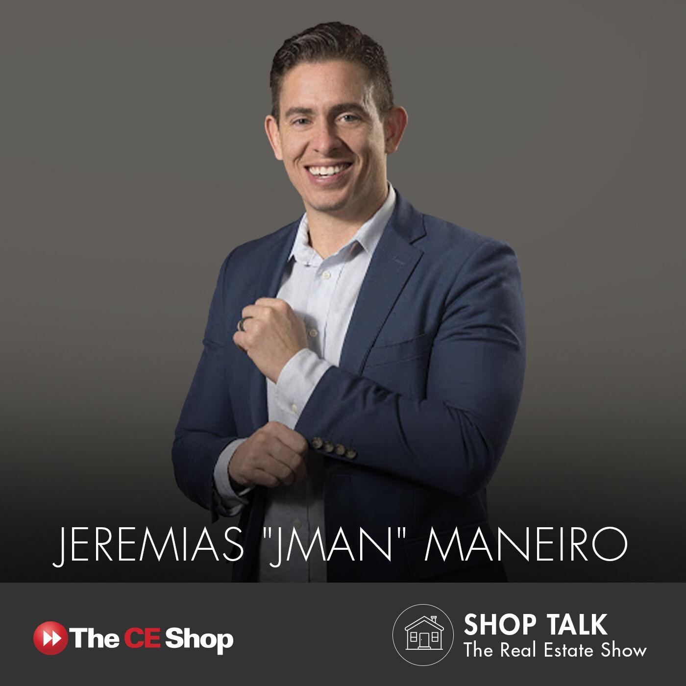 """66: Jeremias """"JMan"""" Maneiro"""