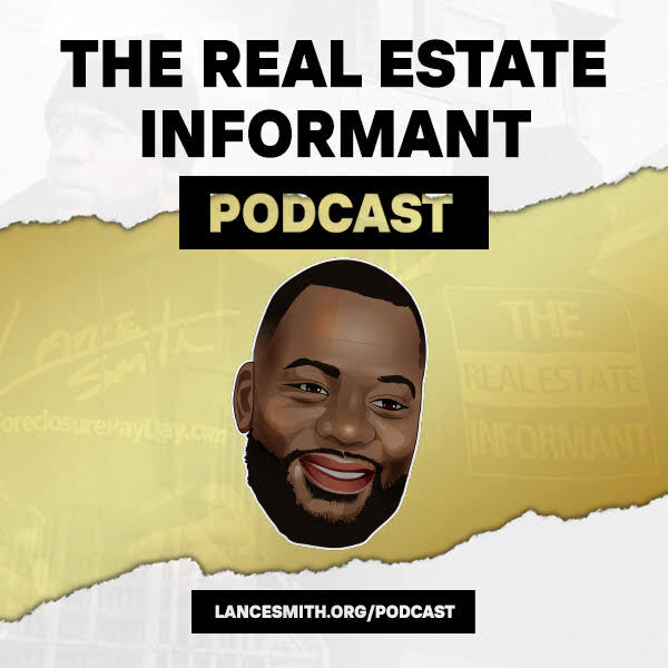 The Real Estate Informant Podcast  Podcast Artwork Image
