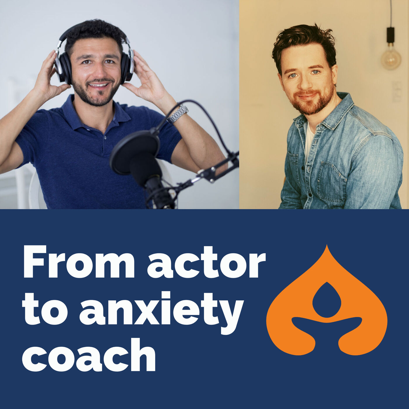 From movie and TV actor to The Mindhealth Coach - Michael Legge
