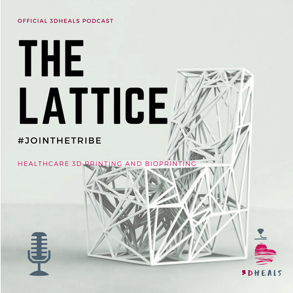 The Lattice (Official 3DHEALS Podcast) Podcast Artwork Image
