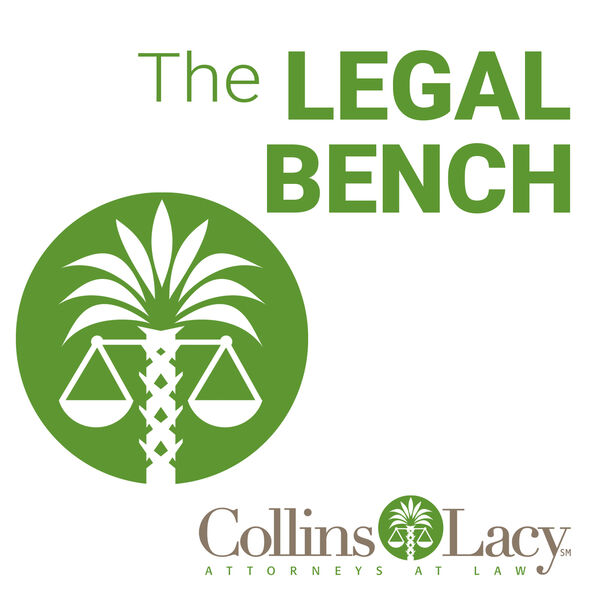 The Legal Bench Podcast Artwork Image
