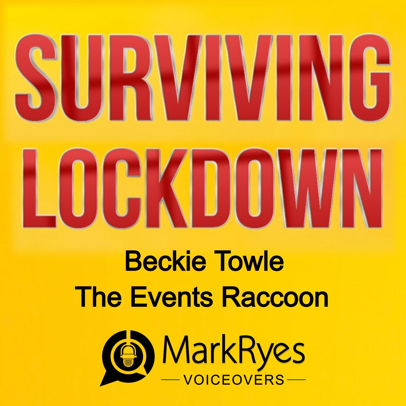 Beckie Towle - The Events Raccoon