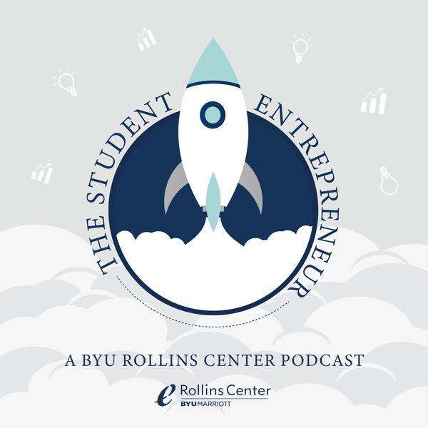 The Student Entrepreneur Podcast Artwork Image